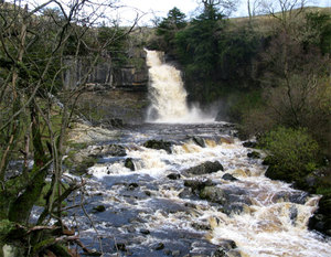 Yorkshire Dales waterfalls