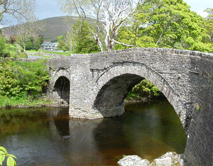 Yorkshire Dales bridge
